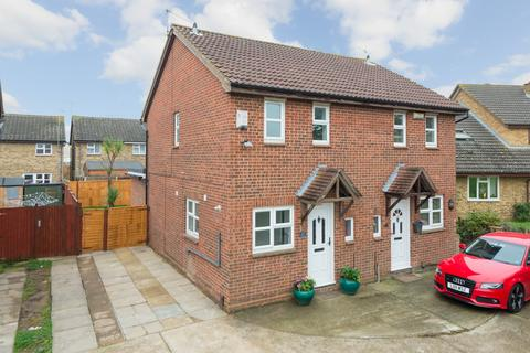 2 bedroom semi-detached house for sale - Satis Avenue, Sittingbourne, ME10