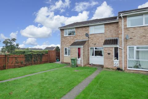 2 bedroom terraced house for sale - Stephens Close, Whitecross, Hereford