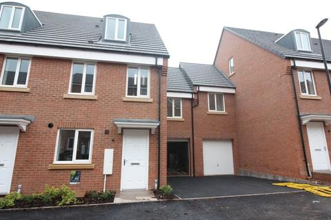 4 bedroom semi-detached house to rent - Signals Drive, Stoke, Coventry, West Midlands, CV3