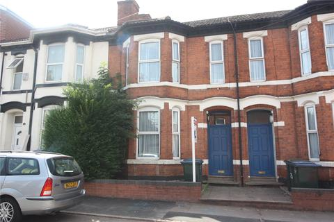 4 bedroom terraced house to rent - Westminster Road, Earlsdon, Coventry, CV1