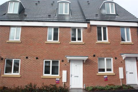 3 bedroom terraced house to rent - Middlesex Rd, Stoke Aldermore, Coventry, CV3