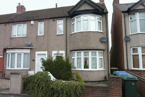 3 bedroom end of terrace house to rent - Stratford Street, Stoke, Coventry, CV2