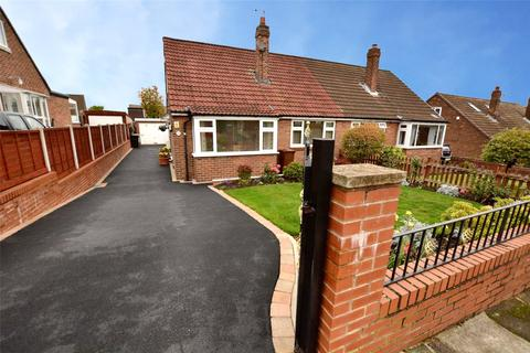 3 bedroom semi-detached bungalow for sale - Springbank Drive, Farsley, Pudsey, West Yorkshire