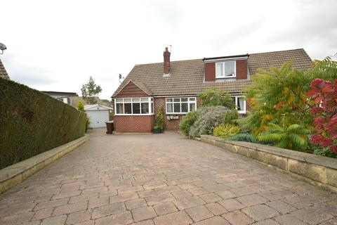 3 bedroom semi-detached bungalow for sale - Carr Hill Nook, Calverley, Pudsey, West Yorkshire