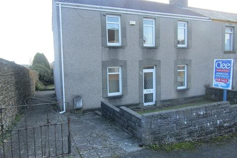 4 bedroom semi-detached house for sale - Cefn Road, Bonymaen, Swansea, City And County of Swansea.
