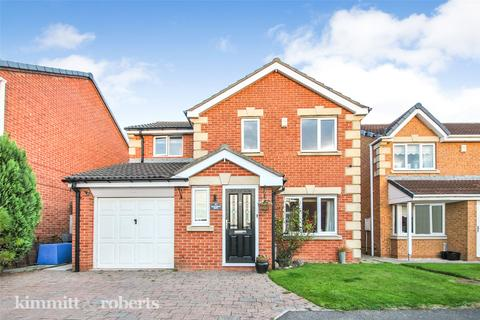 3 bedroom detached house for sale - Okehampton Drive, The Crofters, Newbottle, Houghton le Spring, DH4