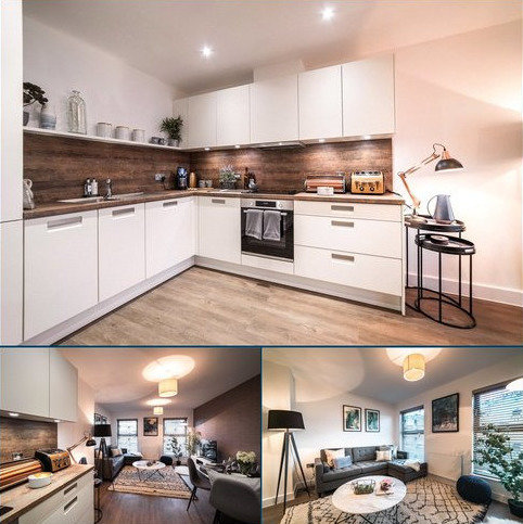 2 bedroom flat for sale - Tennant Street Lofts, Tennant Street, Birmingham, B15