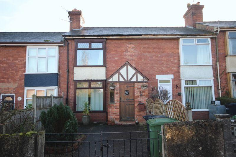 2 Bedrooms Terraced House for sale in Mablethorpe Place, Weston Grove, Ross-on-Wye