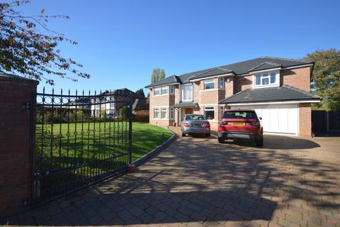 6 bedroom detached house to rent - Gorse Bank Road, Hale Barns