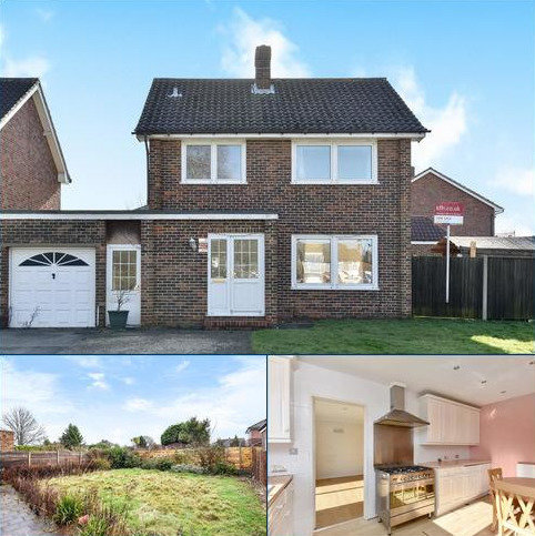 3 bedroom detached house for sale - Round Grove, Shirley
