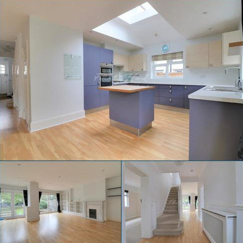 4 bedroom semi-detached house to rent - Woodside Road, BR1