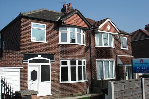 3 bedroom semi-detached house to rent - Castleton Ave M32