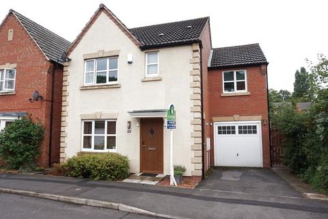 4 bedroom detached house for sale - Tom Blower Close, Wollaton, Nottingham, NG8