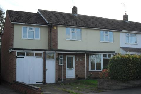 4 bedroom semi-detached house to rent - Rosemead Drive, Oadby, Leicester LE2
