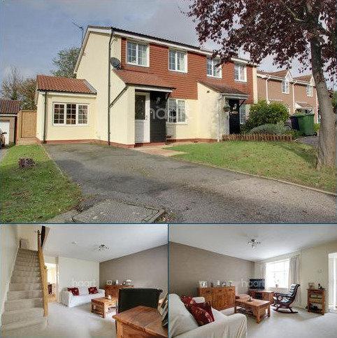 3 bedroom semi-detached house for sale - Morden Road, Papworth Everard