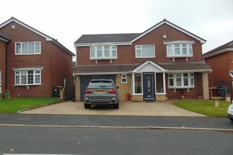 5 bedroom detached house for sale - Crossford Drive, Bolton BL3