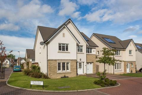 5 bedroom detached house for sale - North Platt Crescent, Ratho, Newbridge, EH28