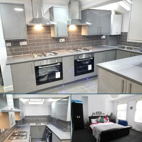 6 bedroom terraced house to rent - Junction Road, Reading, RG1 5SA