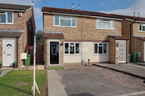 2 bedroom semi-detached house for sale - Abernethy Close, St Mellons, Cardiff