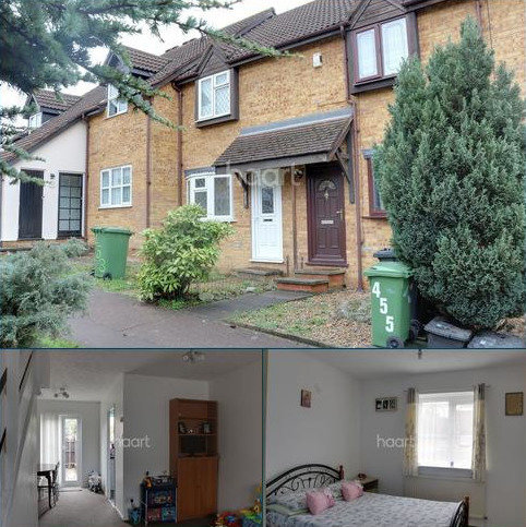 2 bedroom terraced house for sale - Knights Manor Way, Dartford, DA1