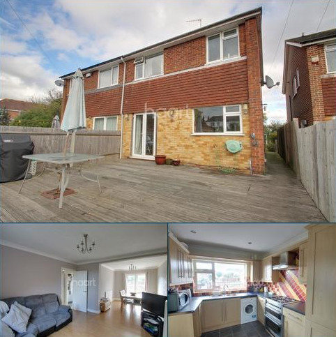 3 bedroom semi-detached house for sale - Mount Road, Rochester, ME1