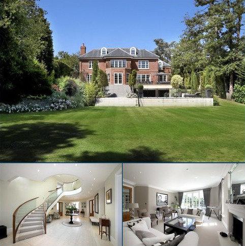 7 bedroom detached house for sale - Nuns Walk, Virginia Water, Surrey, GU25