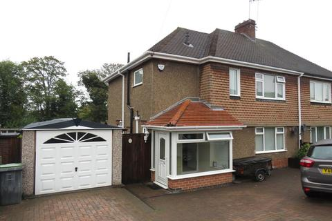 3 bedroom semi-detached house for sale - Hall Drive, Beeston, Nottingham, NG9