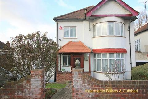 3 bedroom detached house for sale - St Marys Crescent, Hendon, London