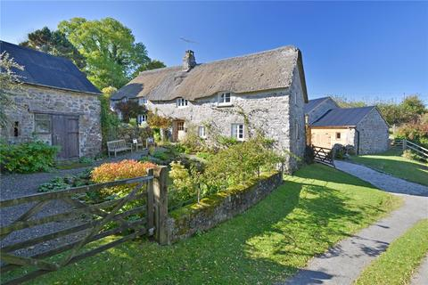 3 bedroom detached house for sale - Chagford, Dartmoor National Park, TQ13