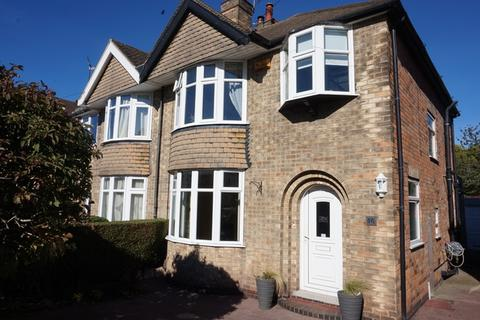 3 bedroom semi-detached house for sale - Russell Avenue, Wollaton, Nottingham, NG8