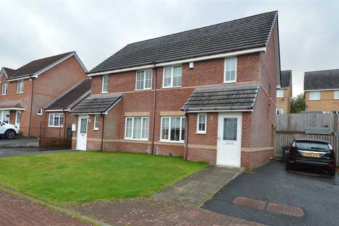 2 bedroom semi-detached house for sale - Beith Way, Westcraigs, Blantyre
