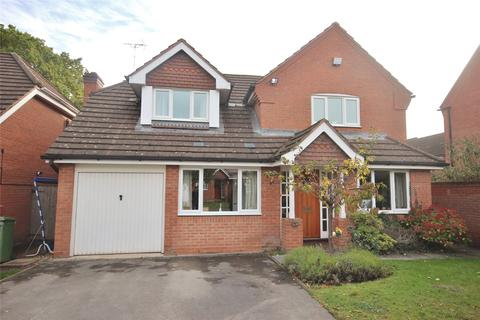 4 bedroom detached house for sale - Foxley Drive, Catherine-de-Barnes, Solihull, West Midlands, B91