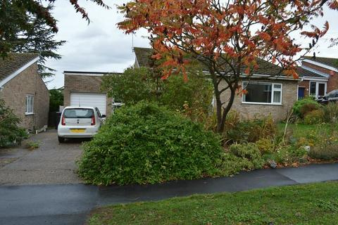 3 bedroom detached bungalow for sale - Leicester Close, Washingborough