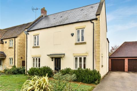 4 bedroom detached house for sale - Beceshore Close, Moreton-In-Marsh, Gloucestershire, GL56