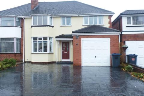 4 bedroom semi-detached house for sale - Hollyhurst Road, Sutton Coldfield