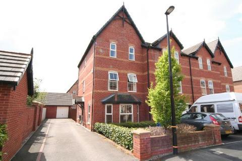 4 bedroom townhouse to rent - Welman Way, Altrincham
