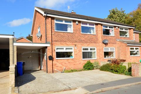 3 bedroom semi-detached house for sale - Ullswater Close, Halfway, Sheffield, S20