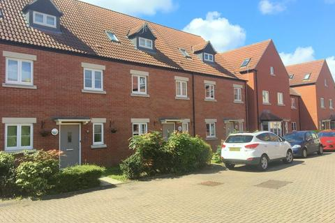 4 bedroom townhouse to rent - Marlstone Drive, Churchdown