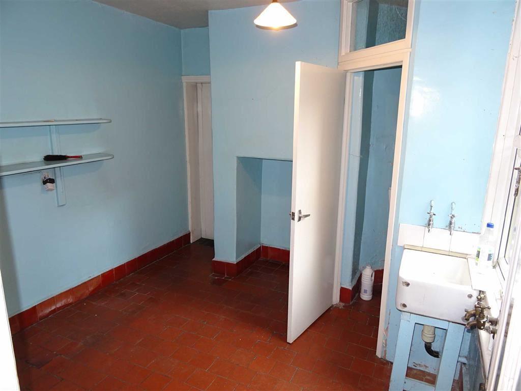 Utility Room: