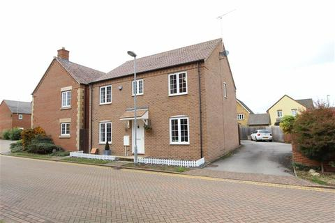 4 bedroom detached house for sale - Bunting Drive, Leighton Buzzard