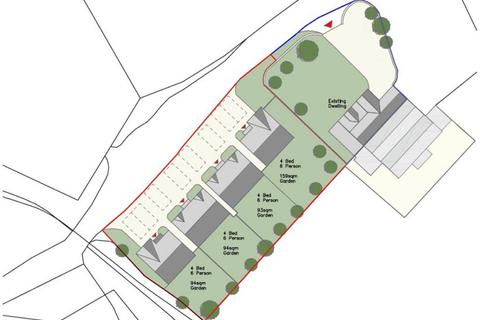 Land for sale - Stanley Cottages, Stoke Gifford, Bristol