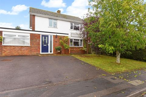 4 bedroom link detached house for sale - Anders Road, South Wonston, Winchester