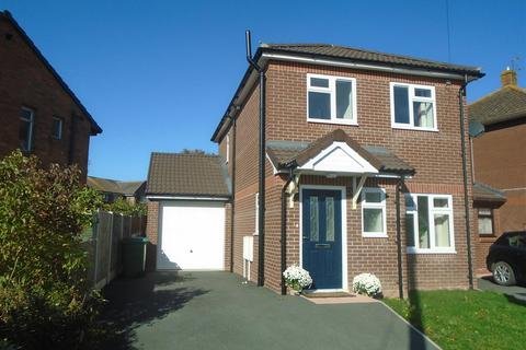 3 bedroom detached house for sale - Corndon Crescent, Shrewsbury
