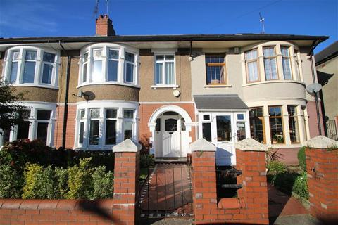 3 bedroom terraced house for sale - St. Agnes Road, Cardiff