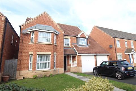 4 bedroom detached house for sale - Backworth Court, Backworth, Newcastle Upon Tyne