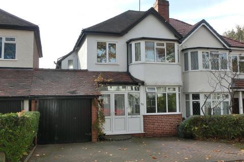 3 bedroom semi-detached house for sale - Tixall Road, Hall Green, Birmingham