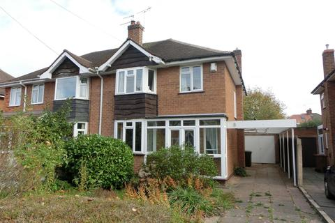 3 bedroom semi-detached house for sale - Portia Avenue, Shirley, Solihull