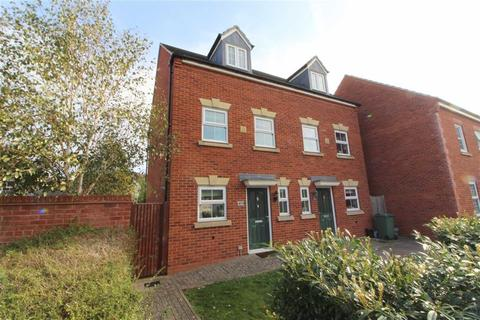 3 bedroom townhouse for sale - Kingsway, Gloucester