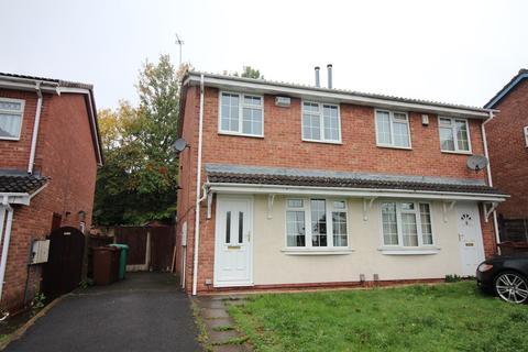 2 bedroom semi-detached house for sale - Cranwell Road, Nottingham, NG8