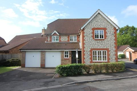 4 bedroom detached house for sale - Upmill Close, West End